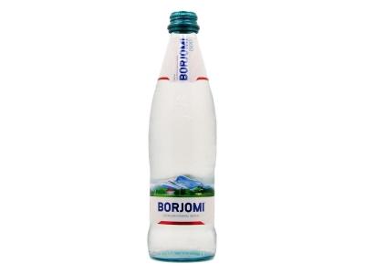 "Borjomi mineral water"""